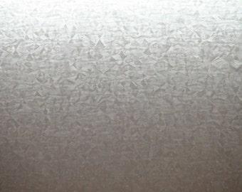 6 inch by 6 inch Galvanized Steel Sheet