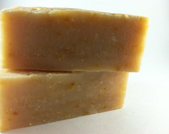 Satsuma & Pumpkin Beer Soap - Vegan - Handmade Soap