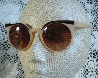 Cats Eye Sunglasses Rockabilly 1950's Inspired Retro