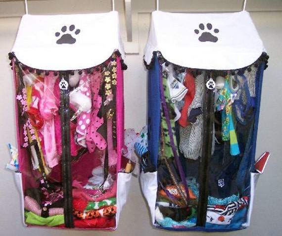 Items Similar To Pet Clothes Storage Bag Pink Pet Dog