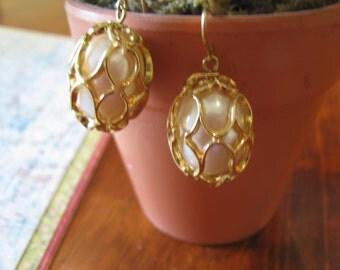 Vintage Pearl Earring SALE