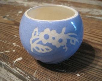 Harker Pottery Cameoware Sugar Bowl Bottom