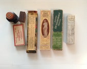 Antique Pencils and Office Supplies