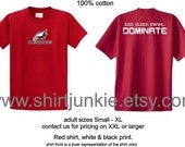 WFHS swim & dive Cotton tshirt