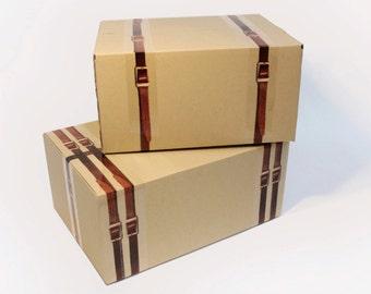 Design Tape - Strap Fun Box Tape