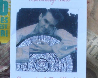 Morrissey and the End of the World Zine