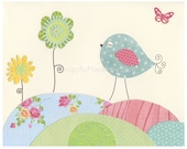 Nursery decor Baby Room D...
