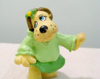 Vintage Pound Puppies Bright Eyes