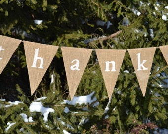 Thank you banner   ..  Wedding Banner    ..  Lowercase
