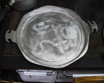 Guardian Service Hammered Aluminum Cookware Platter