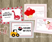 Sweet and Simple Valentine's Day Cards, Set of 8