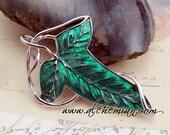 LOTR lothlorien leaf