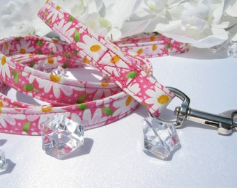 Custom Dog Leash 4' Length - Any Size - Item 6350