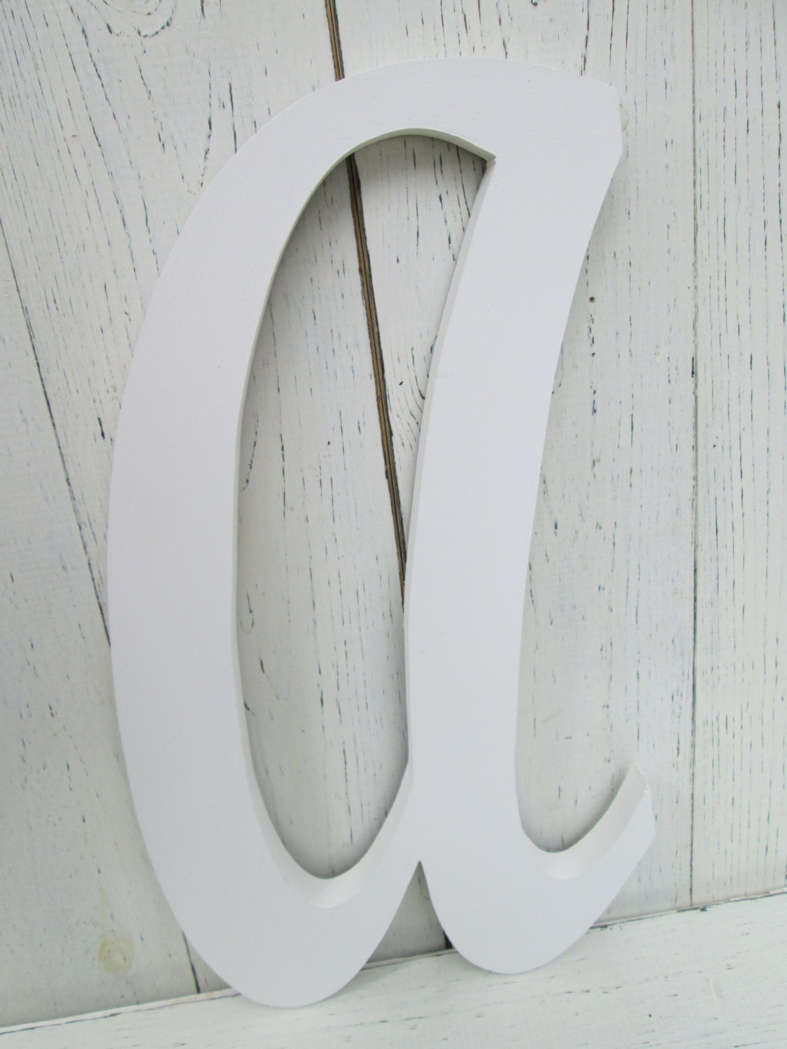 Large wall letters nursery letters decorative wall decor for Large wall letters for nursery