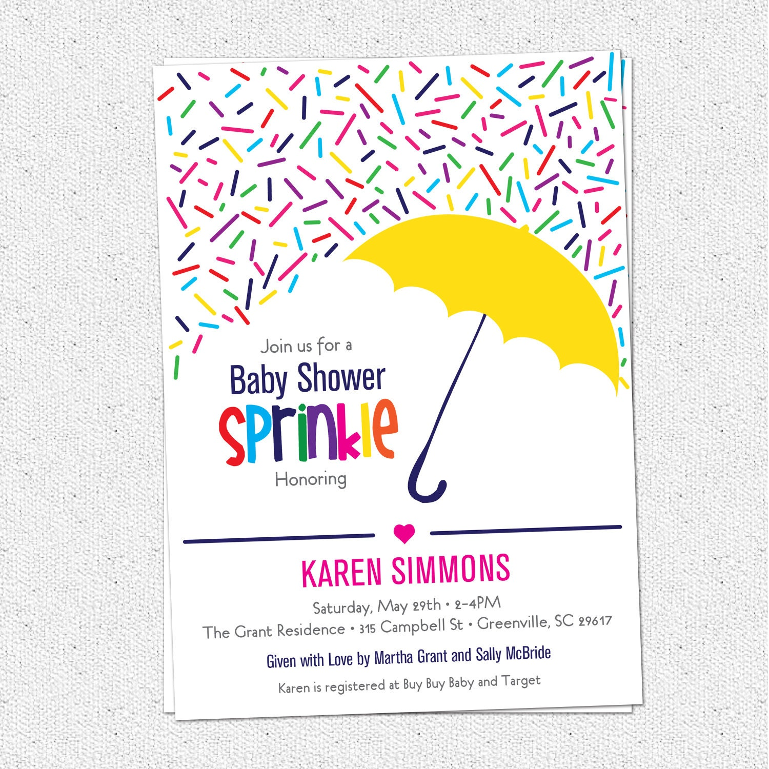 Second Baby Shower Invitations as good invitation ideas