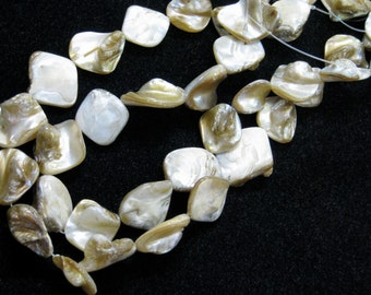 Mother of Pearl Beads strand