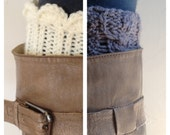 Double Time Boot Cuffs