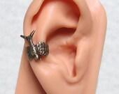 Sparrow Steampunk Ear cuff