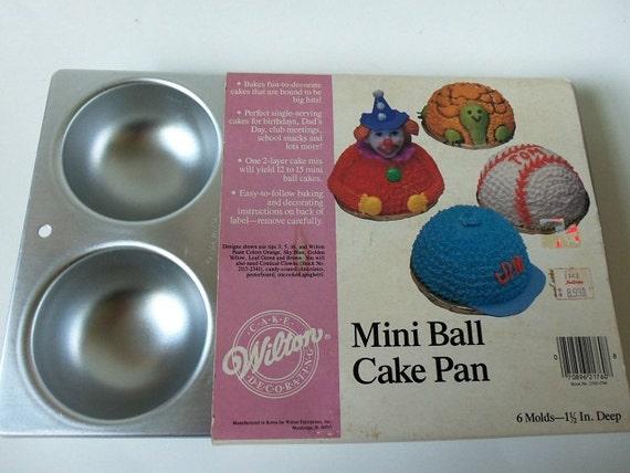 wilton 5 layer cake pan instructions