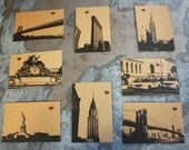 NYC Lover's assorted set of 8 postcards