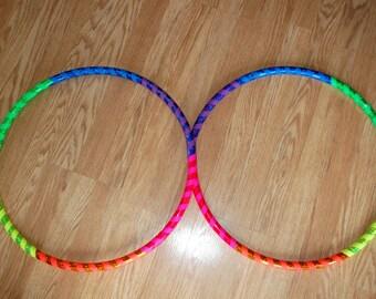 NEW: Rainbow Bliss Custom Mini Hoops Set