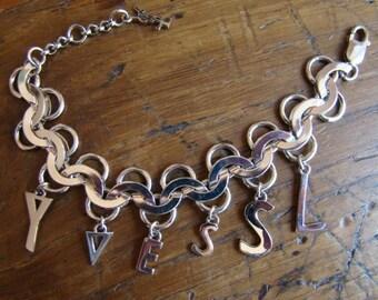 Yves Saint Laurent YSL unisex bracelet