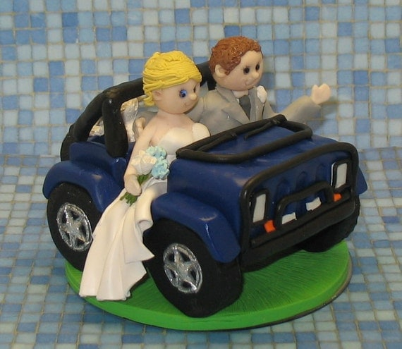 Jeep Cake Toppers Cake Ideas and Designs