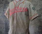 1940s Panthers Varsity Baseball Uniform
