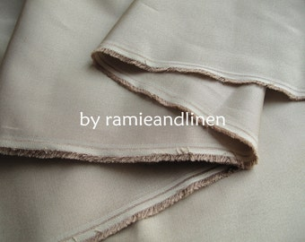 """silk fabric, heavy silk cotton blend fabric, good for coat, jacket,  one yard by 56"""" wide"""