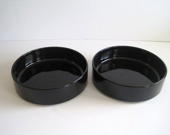 Trend Pacific  BAUHAUS BLACK   Serving Bowl (One is available )
