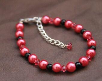 Pink Rock Bracelet