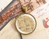 Baker Street - London Necklace