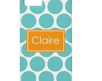 Personalized iPhone 6, 6S, 5s Case-Create your Own with Monogram