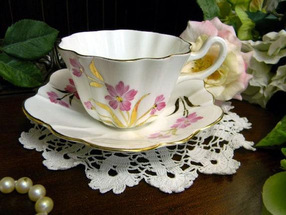 Royal Stuart Spencer Stevenson Teacup Tea Cup And Saucer