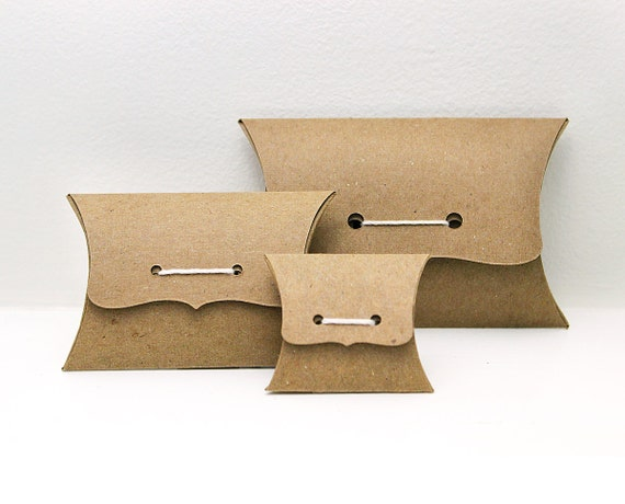 Like this item?  sc 1 st  Etsy & Pillow Box Sampler Set Ribbon Tie Gift Boxes Medium Small Aboutintivar.Com