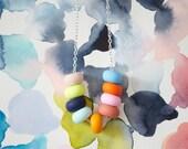 andrea handmade bead necklace