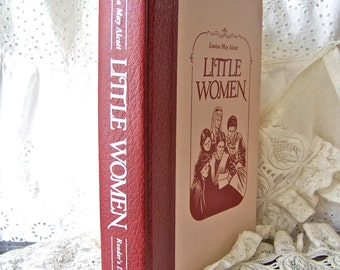 Vintage Little Women Louisa May Alcott Young Adult Library 1985 Meg Joe Beth Amy Classic Literature