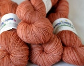 sw bfl silk 'spanish tiles' sock yarn