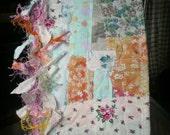 Pretty Pastel Fabric Journal