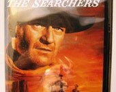Vintage John Wayne VHS - The Searchers Special Edition