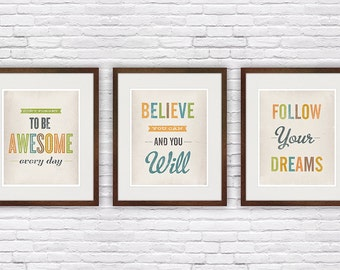 View Typography prints by handz on Etsy