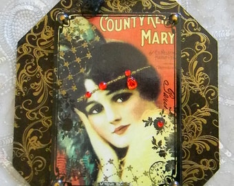County Kerry Mary Decorative Plaque