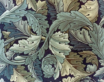 Acanthus Leaves - Cross stitch pattern pdf format