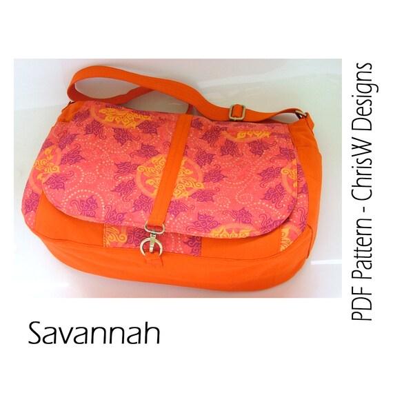 messenger bag sewing pattern lots of pockets great weekender laptop bag or diaper bag. Black Bedroom Furniture Sets. Home Design Ideas