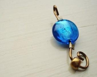 Brilliant Blue Pendant