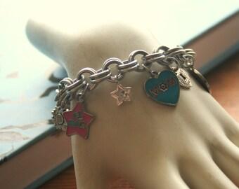 Mother's Day Charm Bracelet 2