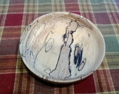 Spalted maple hand made bowl