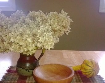 Cherry handmade bowl