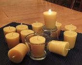 "Special order - 60 Standard votives, 60 small votives, and 5 - 4"" x 3"" pillars"
