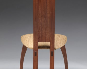 Custom made-to-order Cascade dining chair